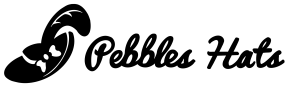Pebbles Hats Logo