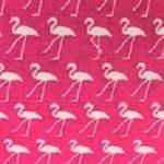 Tiny Pink Flamingos