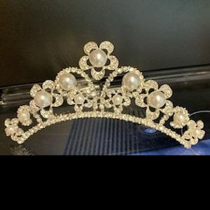 tiara comb 161