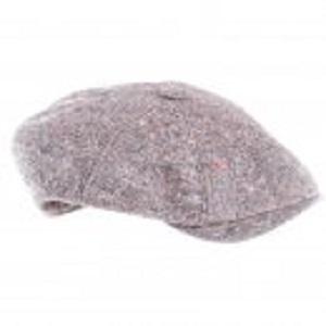 AE51 Grey flat cap